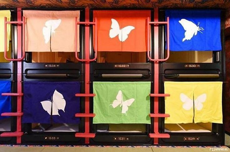 Today, there are various themes like ninja and courtesan!  #japankuru #yokohama #kannai #capsulehotel #ninja #hotel #trip #kanagawa #courtesan #newcity #businesshotel #japan #캡슐호텔 #닌자 #오사카 #일본문화 #요코하마 #膠囊旅館 #旅館 #橫濱 #關內 #忍者 #花魁