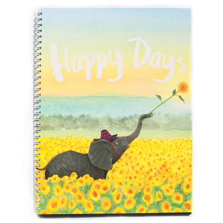 Sunflower Elephant LB