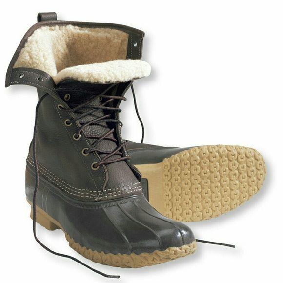 25  best Ll bean boots mens ideas on Pinterest | Bean boots men ...