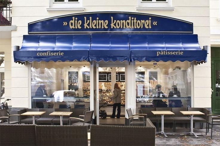 """Das beste Franzbrötchen Hamburgs in der """"kleinen Konditorei"""""""