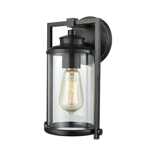 Found it at Wayfair - Ali 1-Light Outdoor Sconce