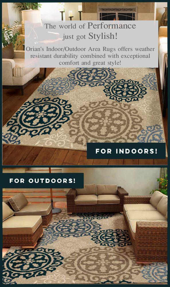17 best Indoor/Outdoor Rugs images on Pinterest | Indoor outdoor ...