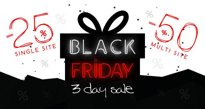 RSJoomla! Black Friday available 27 - 29 November 2015 http://bit.ly/1NQyo6k #BlackFriday #Joomla