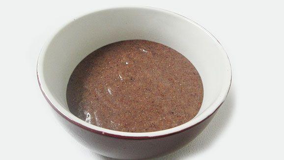 Sorghum Porridge for Breakfast (Zimbabwe - sadza remapfunde)