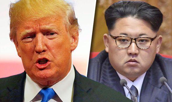 North Korea demands Donald Trump given DEATH PENALTY as World War 3 threats reach new low
