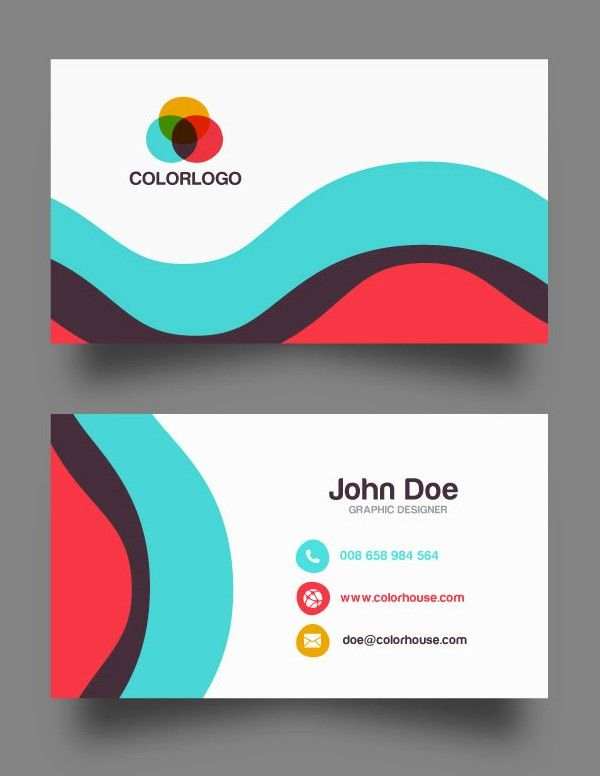 Free Business Card Psd Template Beautiful 30 Free Business Card Psd Templates Mockup Free Business Card Design Free Business Card Templates Business Card Psd