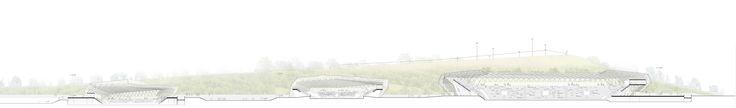 Спортивный парк в Сосновец | Bakpak архитекторы