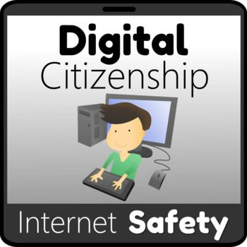 This is the first in a series of interactive PowerPoints on digital citizenship. The full series will include internet safety, internet etiquette, and internet credibility. Overview of PowerPoint : • The PowerPoint begins by introducing 3 rules to help keep students safe on the internet. • Rule 1: Don't Share Private Information- Students learn what info is safe to share and what to keep private, that not everyone on the internet is who they say they are and some people on the internet wa...