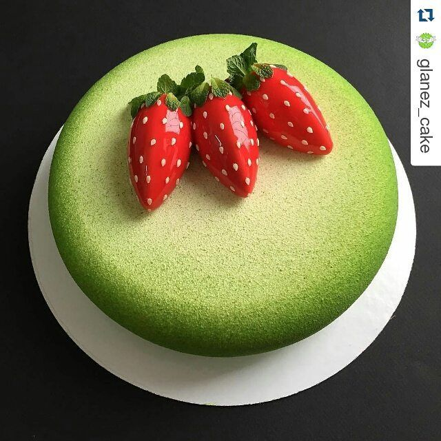 #Repost @glanez_cake with @repostapp ・・・ When you want summer in the middle of winter...