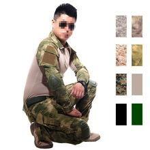 Американские военные штаны с наколенниками