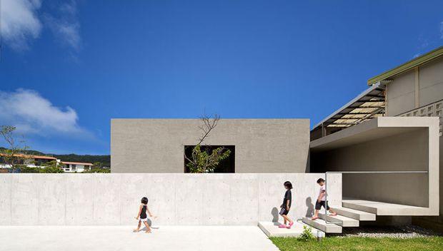 House in Nanjo di Matsuyama Architect and Associates