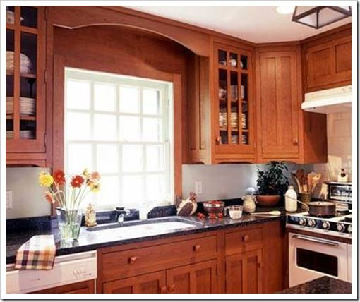 Arts And Crafts Kitchens Images