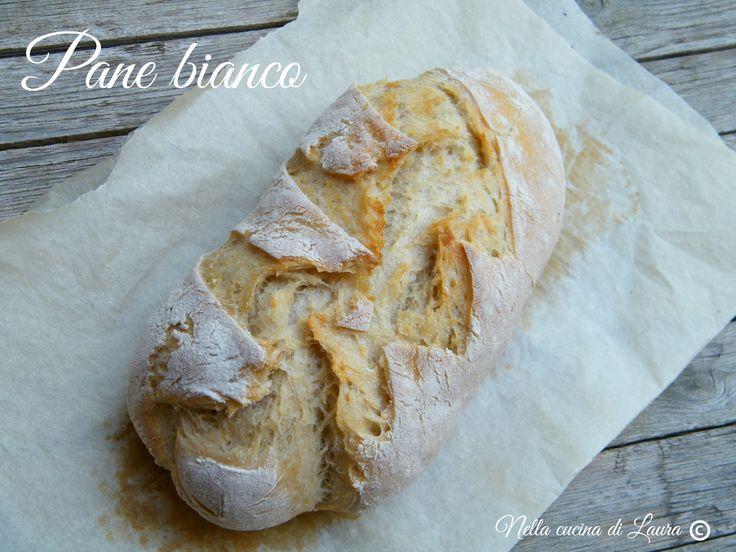 pane bianco - nella cucina di laura
