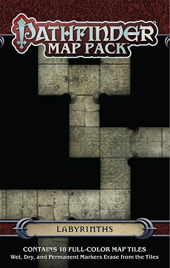 Pathfinder Map Pack Labyrinths Pdf Download Ebook Gratis Libro