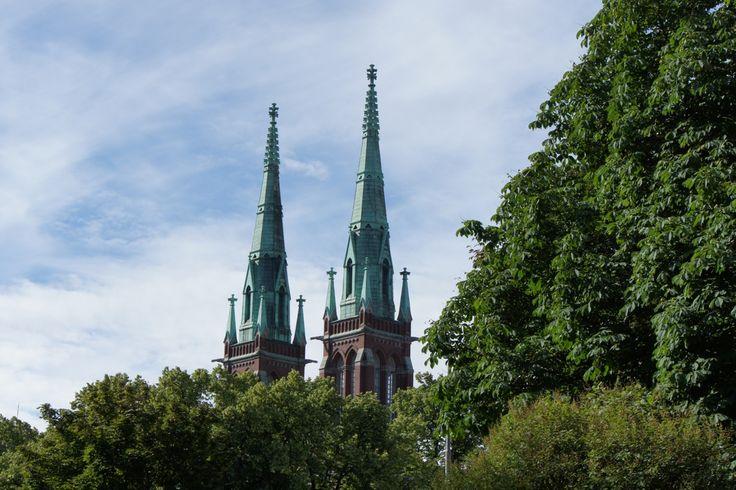Johanneksenkirkko, Helsinki