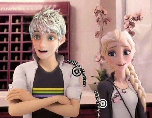 Jack ❤ Elsa