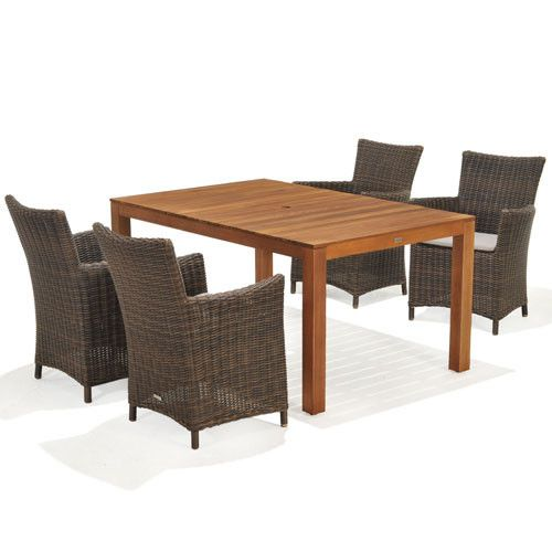Mission Bay 5pc. Outdoor Dinning Set