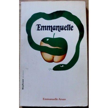 Emmanuelle Arsan: Emmanuelle - erotic book