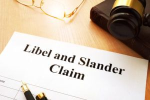 Defamation Per Se Opens Door for Punitive Damages -