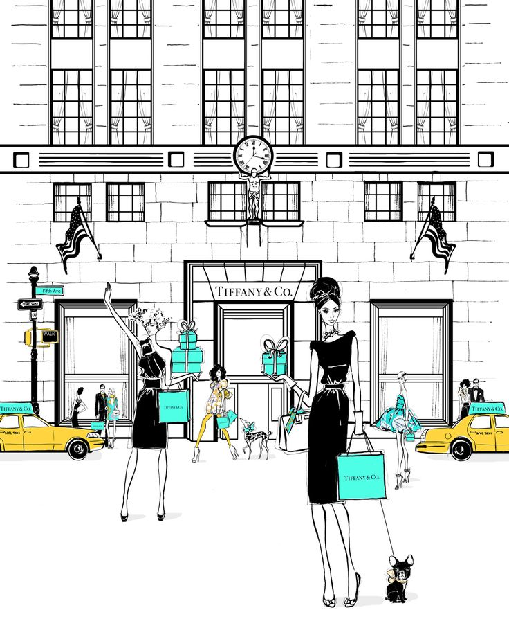 An afternoon with Fashion Illustrator Megan Hess |