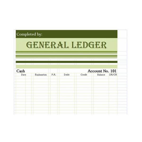 Best 25+ General ledger example ideas on Pinterest Balance sheet - format of general ledger