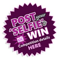 """""""Post your Selfie"""" and you could win a R20,000 holiday in the #Rhinos1st competition."""