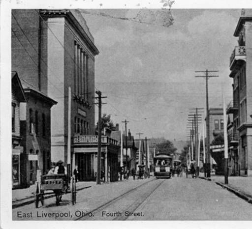 East Liverpool, Ohio, Fourth Street :: General