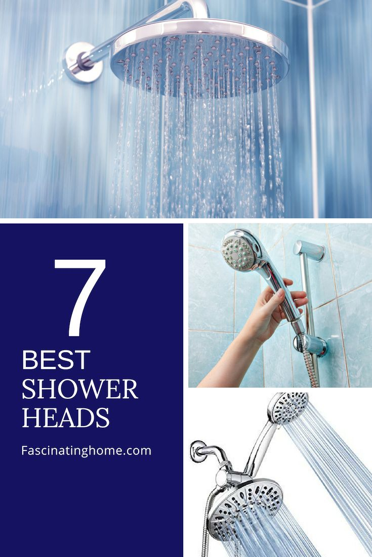 Fun Ways To Shower With Different Types Of Bathroom Shower Heads