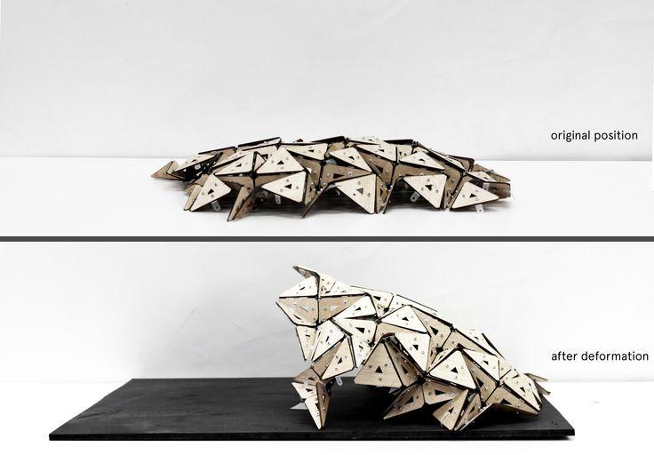 """Galeria - Em detalhe: """"Geometrias Traduzidas"""", arquitetura paramétrica adaptável - 1"""