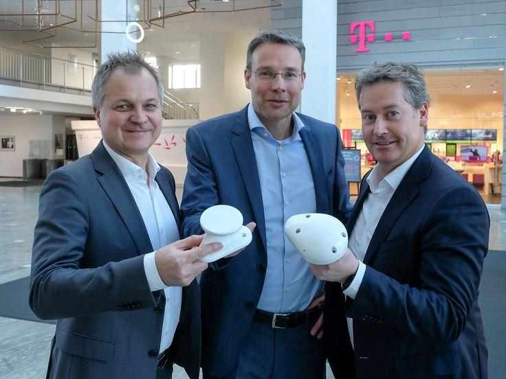 Deutsche Telekom, Inmarsat, Nokia complete key