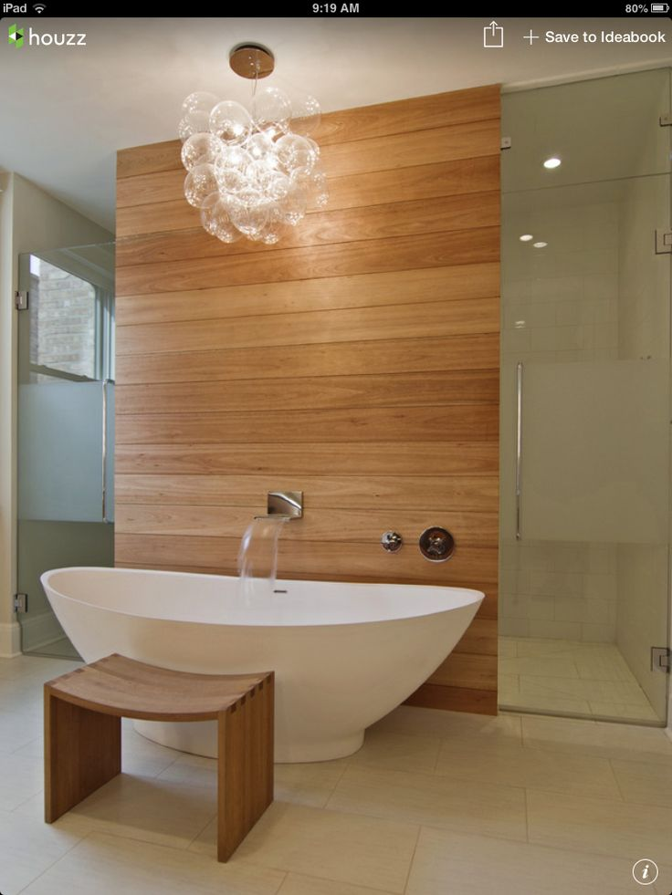 Top 50 pinterest gallery 2014 walls luxurious bathrooms for Best bathroom features