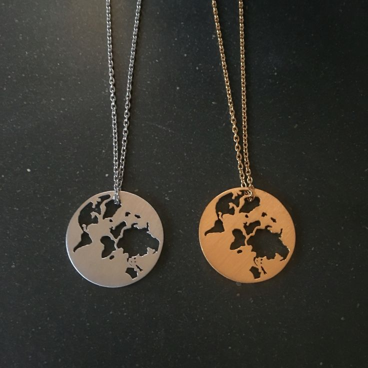 Beautiful World - join us in embracing and exploring our fantastic planet. New pendant being launched Spring 2016