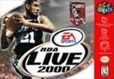 Complete NBA Live 2000 - N64