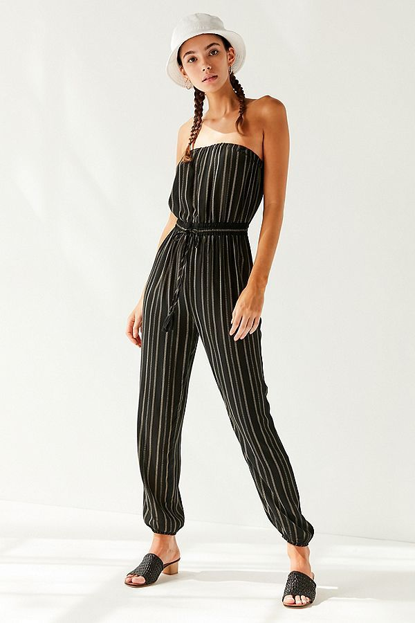 ec72d44512e Out From Under Fara Strapless Jumpsuit