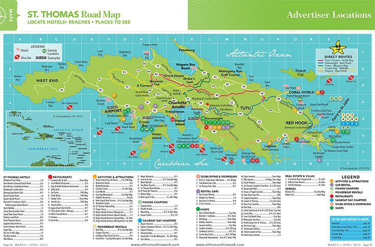 List Of Virgin Island Ports