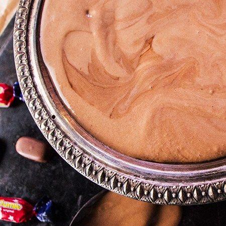 Dumle chocolate mousse - Fazer