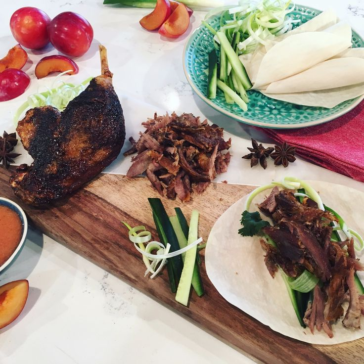 We consume around eight million Chinese takeaways a week, with crispy duck pancakes a much-loved staple of the menu - but did you know you can easily make them yourself? Phil Vickery's here to show us how to swap the takeaway for a 'fakeaway' home-cooked version this Friday night.