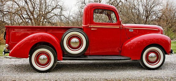 old ford pickup trucks - Google Search