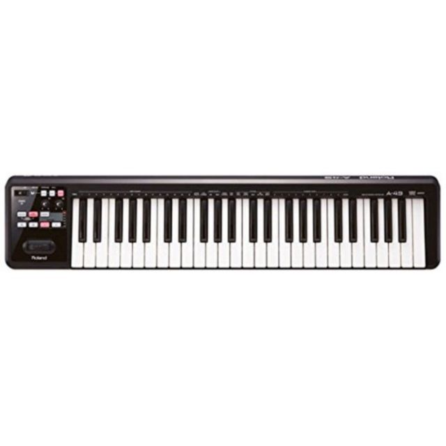 The Best Piano/Keyboards/MIDI iPad Accessories: Roland A-49