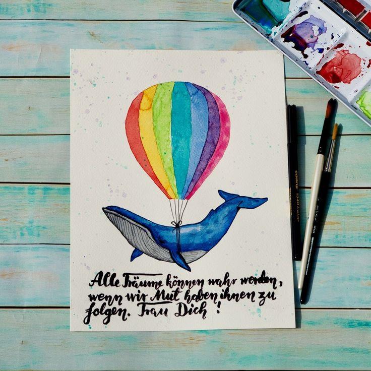 26 besten Lettering Bilder auf Pinterest | Handschrift ...