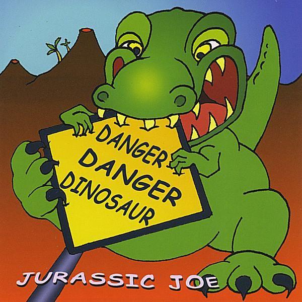 Jurassic Joe - Danger Danger Dinosaur, Brown
