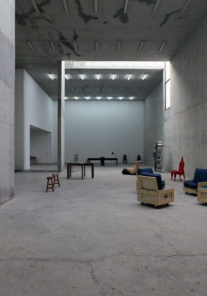 """""""ABSOLUTE DESIGN by Chinese'' exhibition at Xin Dong Cheng Space for Contemporary Art"""