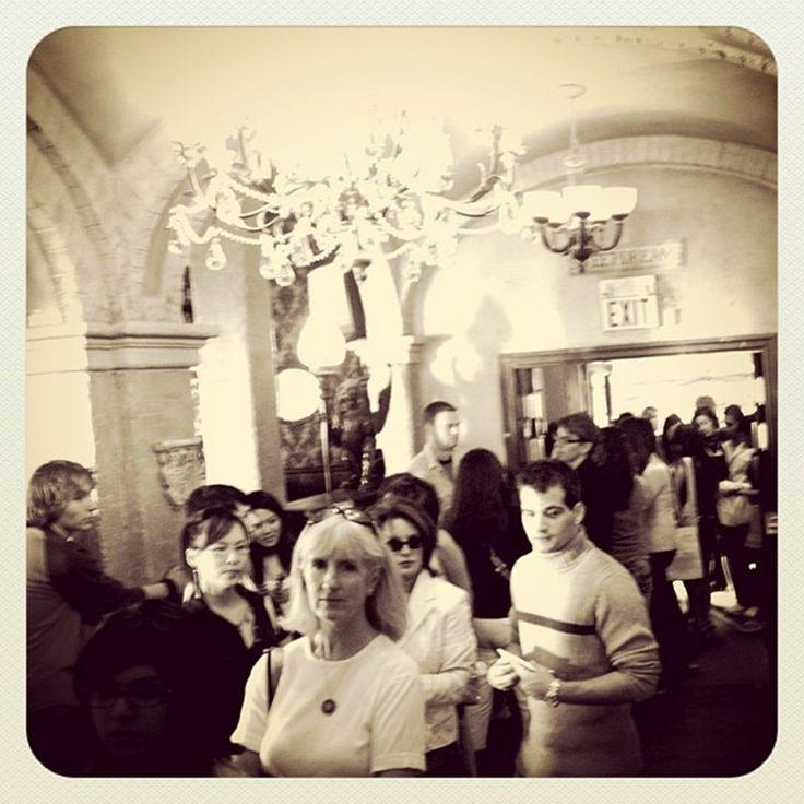 Full house! XPosed Fashion Show 2006!