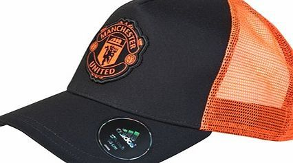 Adidas Manchester United Trucker Cap Black AC5611 Manchester United Trucker Cap - Black Show your support for your favourite club in comfort with the Manchester United Trucker Cap which features valuable artwork for a proud club look.Benefits: Valu www.comparestorep...