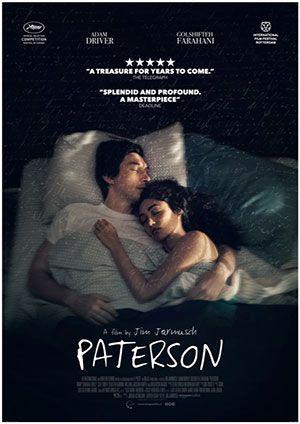 Paterson is buschauffeur in de stad Paterson, New Jersey, waar hij een eenvoudig, geregeld maar gelukkig leven leidt. Aangemoedigd door zijn vrouw schrijft hij in zijn vrije tijd poëzie, maar ondanks haar enthousiasme wil hij zijn gedichten niet publiceren. Laura's wereld verandert juist voortdurend. Dagelijks heeft ze nieuwe dromen en ambities die ze met de steun van Patterson probeert te realiseren.