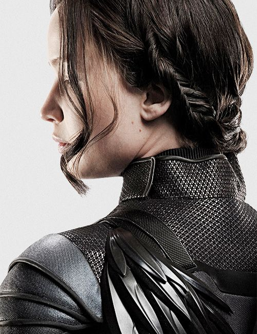 Is it weird that I cried during the Mockingjay trailer because I remembered how much the book hurts.