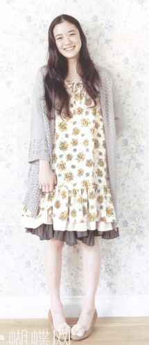 Mori Girl: fashion and lifestyle of girls in the forest. Japanese street fashion and style blog.