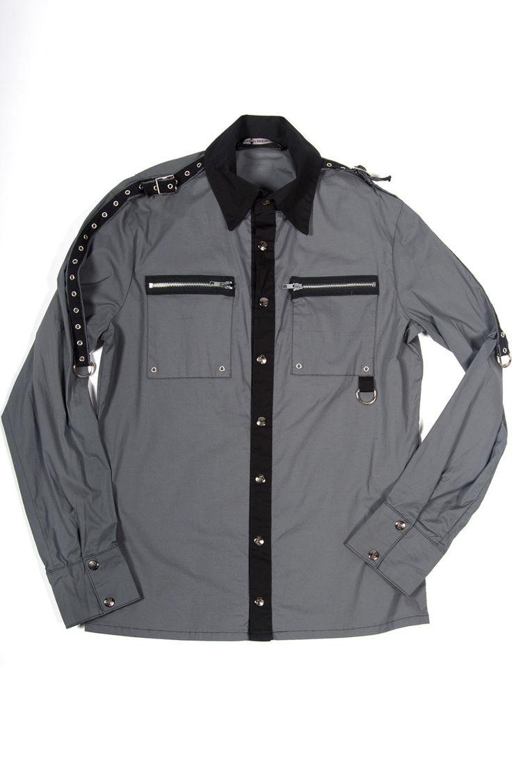 LIP SERVICE Suspect Device  shirt #49-80-G