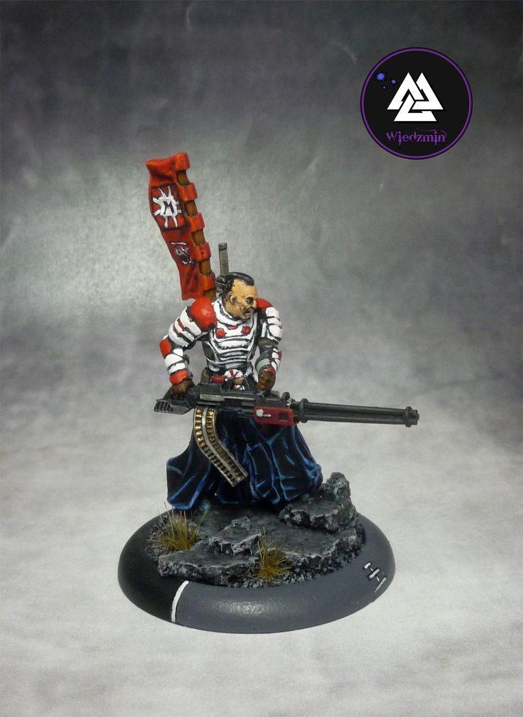 Warlord de Disparo personalizado de Mishima