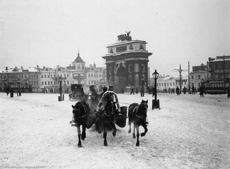Москва 1900-1914 годов в фотографиях